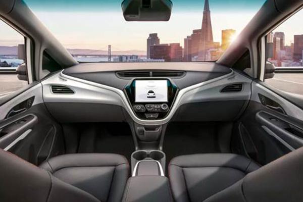 通用将生产没有方向盘和刹车板的自动驾驶汽车