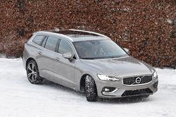 年内进口国内市场 新一代沃尔沃V60发布
