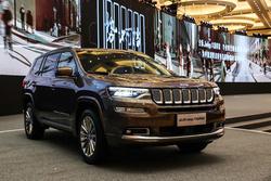 专为中国市场打造的大7座,Jeep大指挥官首次亮相
