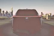 定位紧凑型SUV,雷克萨斯UX将于3月亮相