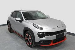 定位跨界SUV,领克02将于3月26日发布