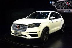 百公里加速时间6.5秒,宝沃BXi7北京车展将上市