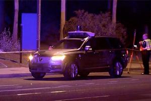 首例自动驾驶事故后,丰田:暂停测试 大众:继续测试