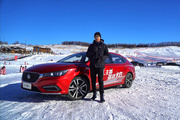 名爵6雪地试驾视频:前驱车能在冰雪里ESP充当什么角色?