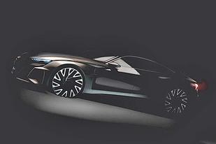 与保时捷Mission E同平台生产,奥迪e-tron GT设计图曝光