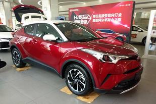预计售价14-18万 丰田奕泽4月开启预售