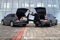 新车评let's购:蔚领VS明锐旅行,新老平台有何差异?