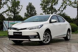 新款一汽丰田卡罗拉今晚上市,12.28-15.28万元