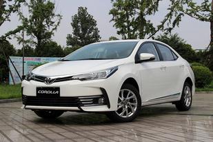 新款一汽丰田卡罗拉今晚上市 配置升级