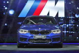 售164.8万 全新一代宝马M5正式上市
