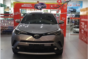 一汽丰田奕泽实车到店 预售14-18万元