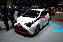 日内瓦车展:外观更加个性,丰田新款Aygo发布