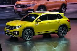 大众SUV之夜:一汽大众全新中型SUV,途观L之北大众版?