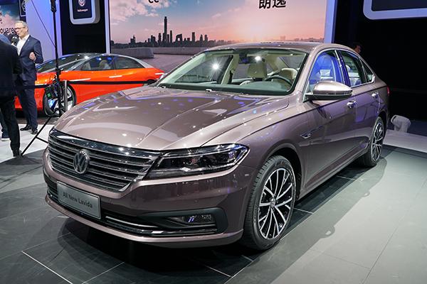 上海大众新朗逸召回_2018北京车展新车快评:大众新朗逸