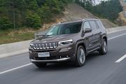 Jeep大指挥官首试:不爱越野的Jeep,会是个好指挥官?