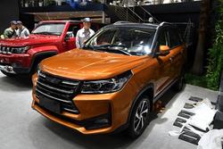 北京车展:整车个性十足,北汽幻速S3X首发亮相