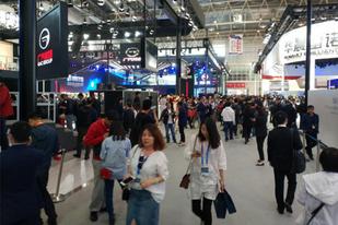 北京车展首日印象:想看车,你必须要很好的身板子