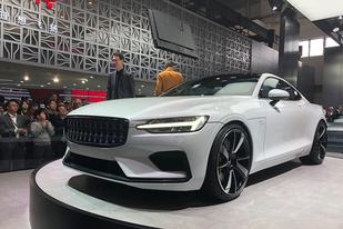 北京车展:每年限量500辆,Polestar 1国内正式发布