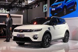 北京车展:未来还要走向海外市场,云度π7正式首发亮相