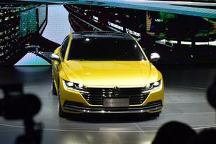 大众之夜:最美大众车的最新世代,新一代大众CC发布