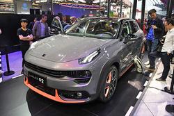 领克年内推5款新车 挑战18万年销量