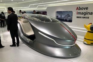 北京车展:诠释未来出行的理念,红旗智能概念驾舱发布