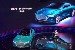 北京车展:设计语言再进化,红旗E·境GT概念车发布