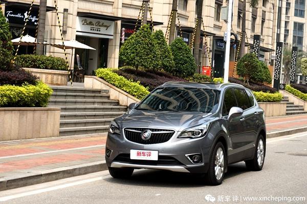 昂科威长测(6):新手司机体验自动泊车的实用性