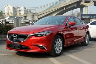 售17.38-21.88万 阿特兹/CX-4新车上市