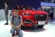 2018北京车展新车快评:长城哈弗F5