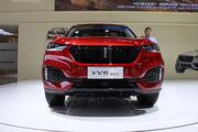 2018北京车展新车快评:WEY VV6