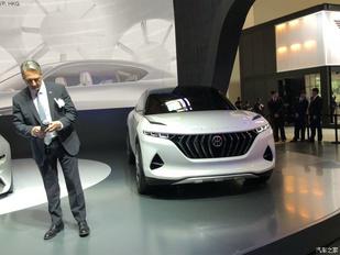 北京车展:优雅的意大利设计,正道K350概念车正式亮相