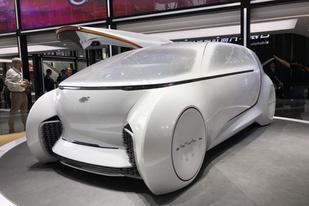 北京车展:舒适性极佳的概念座舱,欧尚汽车OSHAM概念车