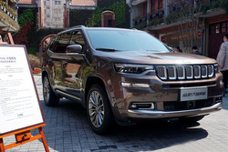Jeep大指挥官配置价格分析:性价比高,主推中低配车型