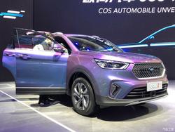 北京车展:预计下半年上市,欧尚汽车COS1°首发亮相