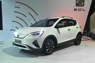 第三季度上市,江淮大众首款车型今日正式下线