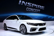 承接历史与未来 东风Honda INSPIRE解读