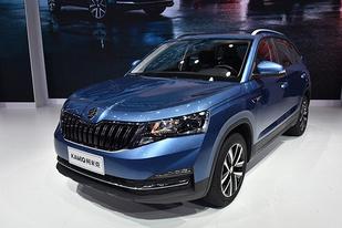 共推四款车型,上汽斯柯达柯米克预售12-14万