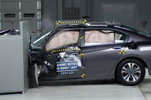 关于汽车的安全性能,C-NCAP和CIRI能告诉我们真相吗?