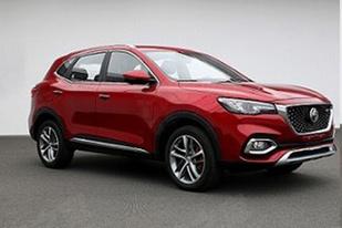 定位紧凑型SUV,尺寸大于荣威RX5,名爵HS四季度上市