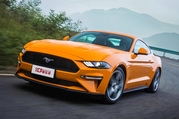 新款福特Mustang 2.3 Ecoboost首试:老彭要梦想成真了?