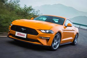 新款Mustang 2.3 Ecoboost首试:圆梦?