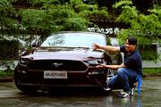 试驾新款Mustang 2.3 Ecoboost:圆一个野马梦