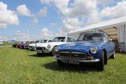 英国银石赛道日记:我不仅看了经典老车,还试了款新车