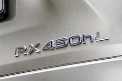 精装修汉兰达你好!雷克萨斯RX L将于明年引入国内
