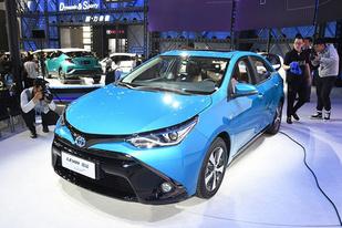 雷凌插电版明年上市,广汽丰田公布部分新车规划