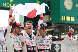 这次没遗憾了,丰田问鼎勒芒24小时耐力赛