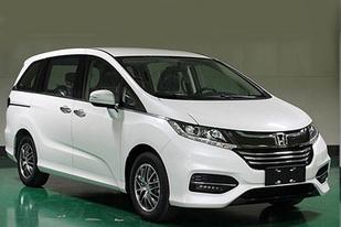 配置有调整,本田中期改款奥德赛将于7月15日上市