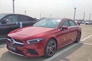 先期推1.3T动力,国产全新奔驰A级三厢版将上市