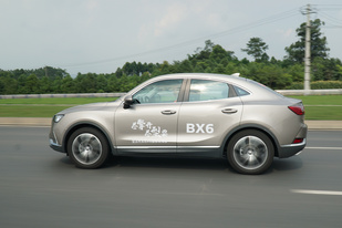 宝沃BX6首试:轿跑外表下,内层裹着如一的心